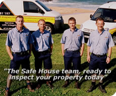 Safe House Property Consultants team